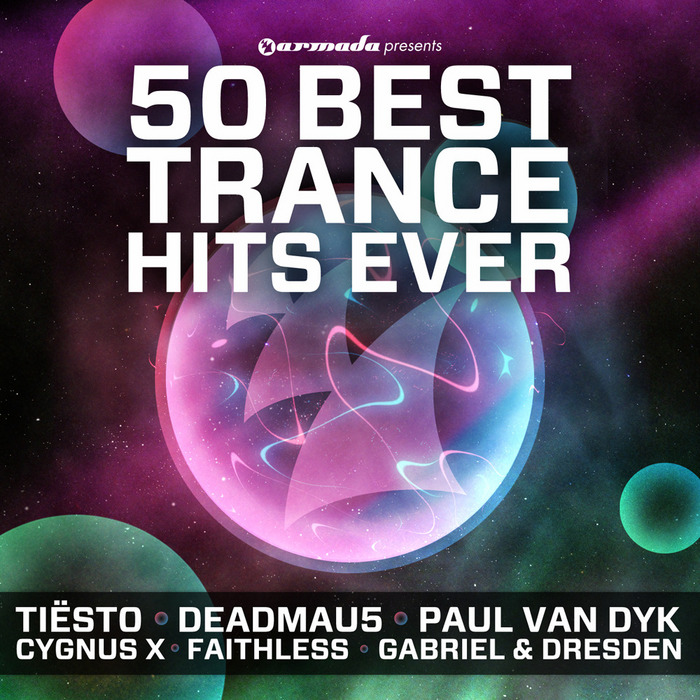 VARIOUS - 50 Best Trance Hits Ever