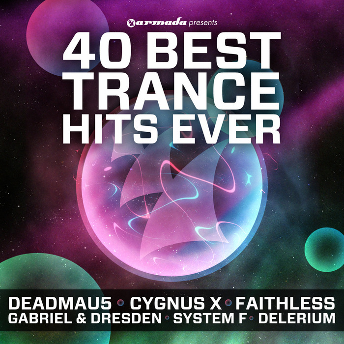 VARIOUS - 40 Best Trance Hits Ever