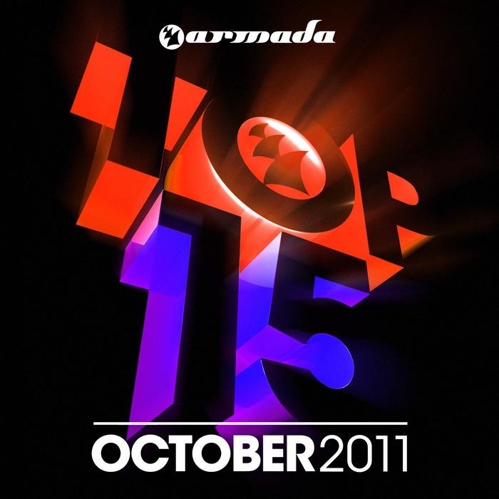 VARIOUS - Armada Top 15 - October 2011