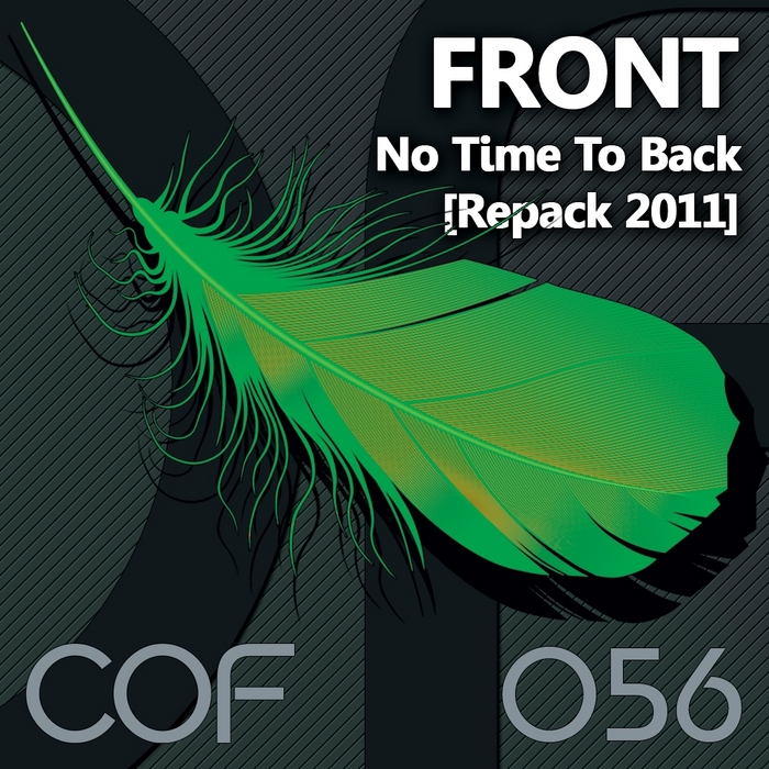 FRONT - No Time To Back: Repack 2011