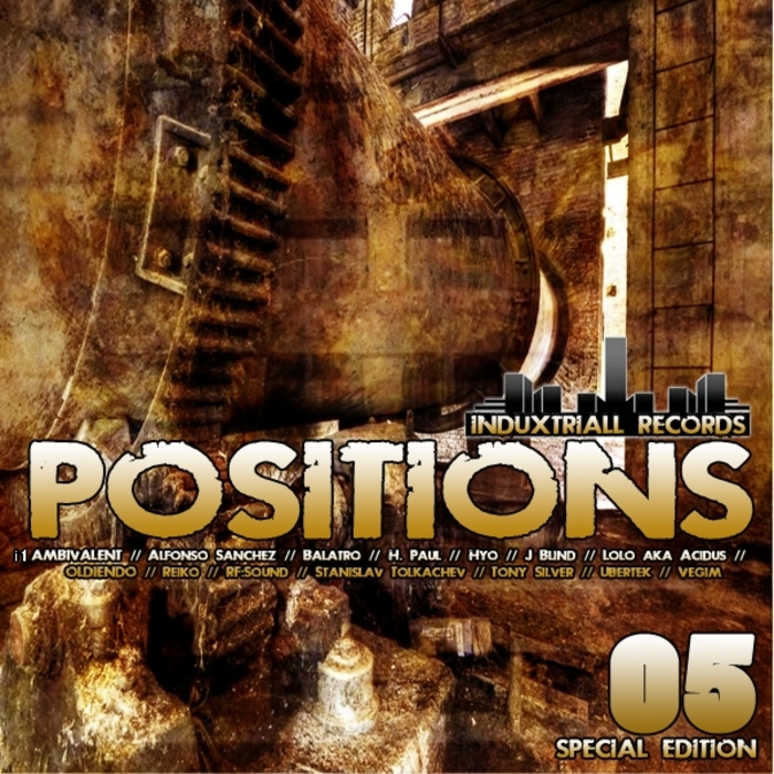 VARIOUS - Positions 05 Special