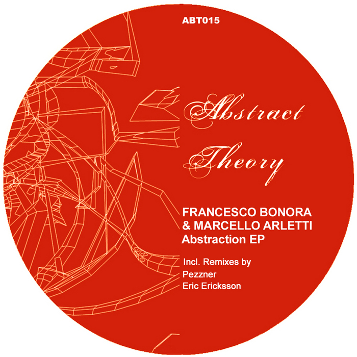 BONORA, Francesco/MARCELLO ARLETTI - Abstraction