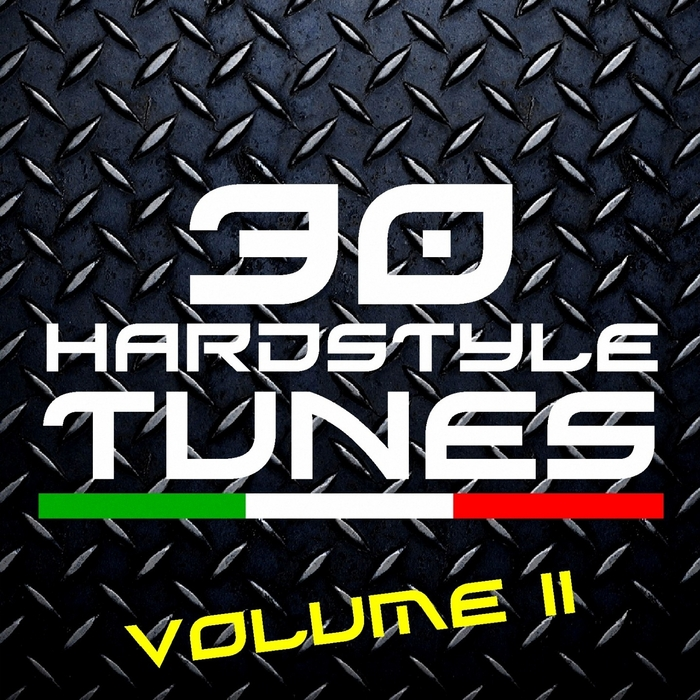 VARIOUS - 30 Hardstyle Tunes Vol 2