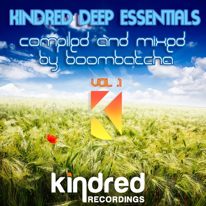 BOOMBATCHA/VARIOUS - Kindred Deep Essentials CD1 (compiled & mixed by Boombatcha) (unmixed tracks)