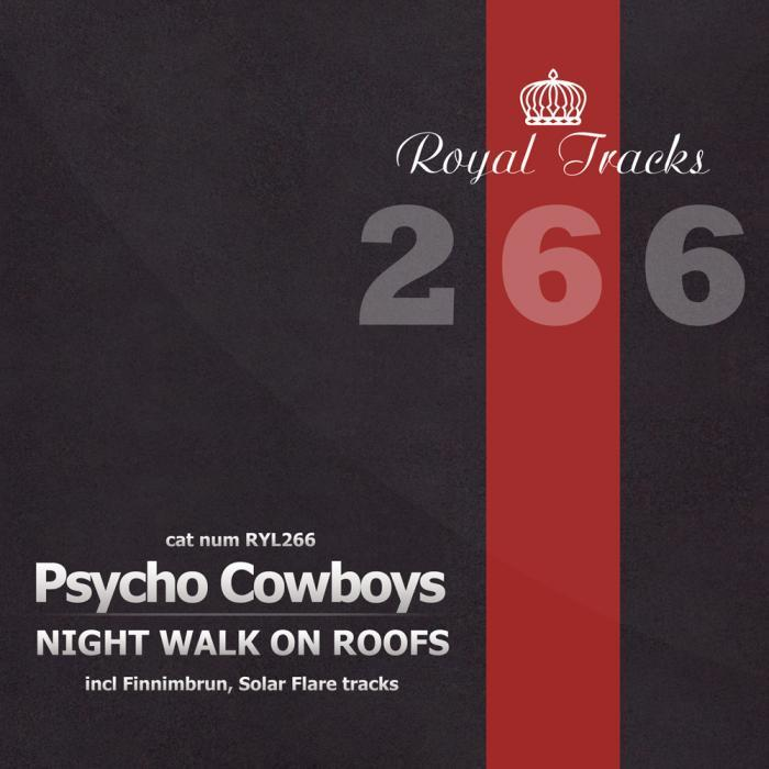 PSYCHO COWBOYS - Night Walk On Roofs