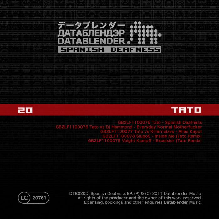 TATO - Spanish Deafness EP