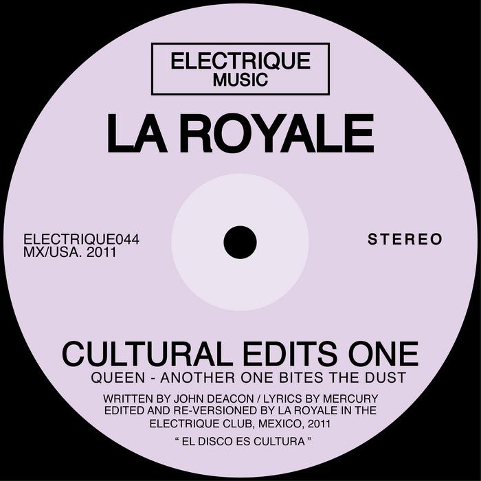 Cultural Edits One by La Royale on MP3, WAV, FLAC, AIFF & ALAC at ...