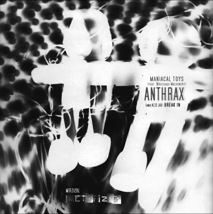 ANTHRAX - Maniacal Toys