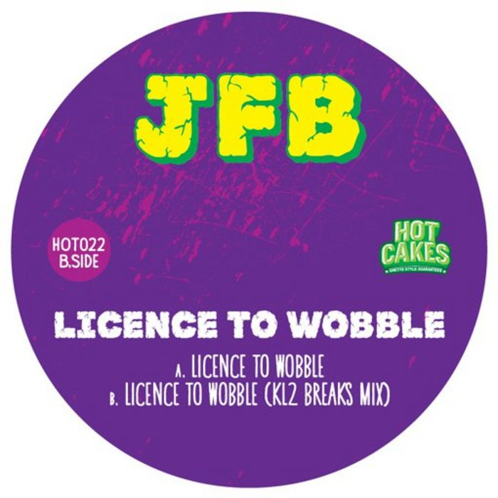 JFB - Licence To Wobble