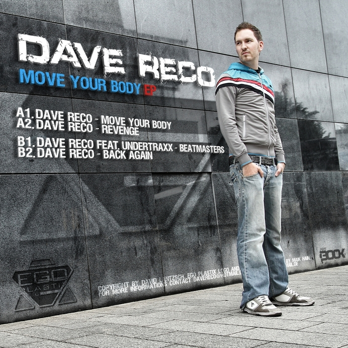 RECO, Dave - Move Your Body EP
