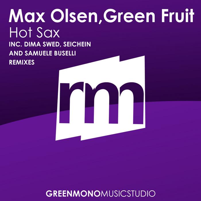 OLSEN, Max/GREEN FRUIT - Hot Sax
