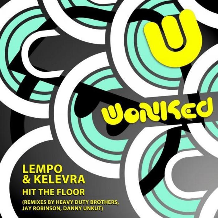 LEMPO & KELEVRA - Hit The Floor