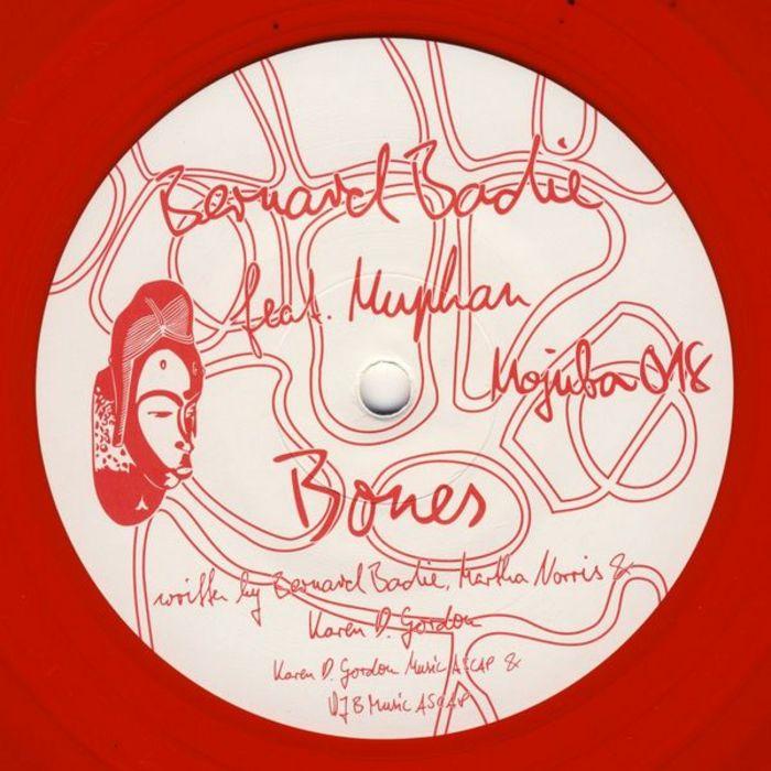 BADIE, Bernard feat MUPHAN - Bones