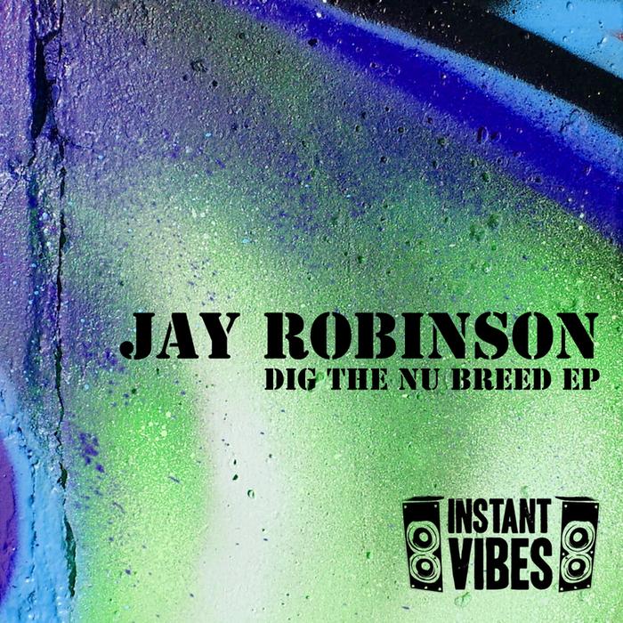 JAY ROBINSON - Dig The Nu Breed