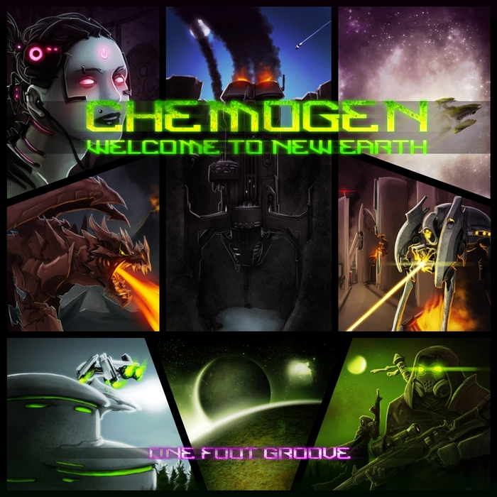 CHEMOGEN - Welcome To New Earth