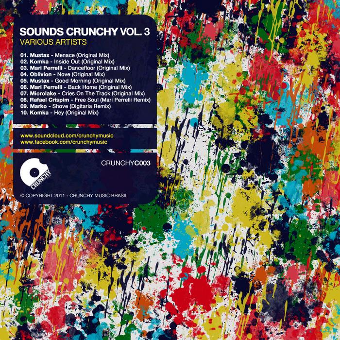 VARIOUS - Sounds Crunchy Vol 3