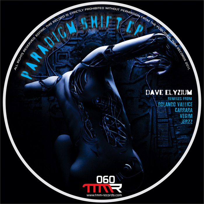 ELYZIUM, Dave - Paradigm Shift EP