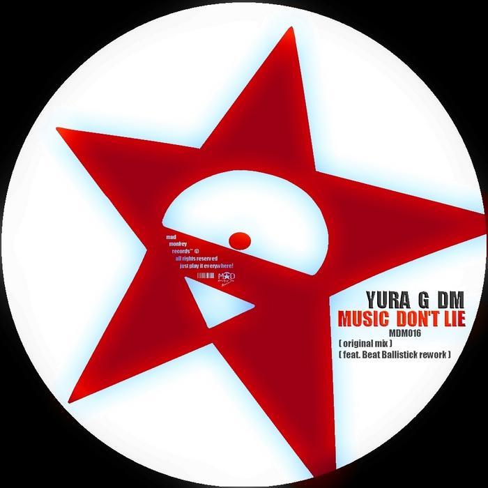 YURA G DM - Music Don't Lie