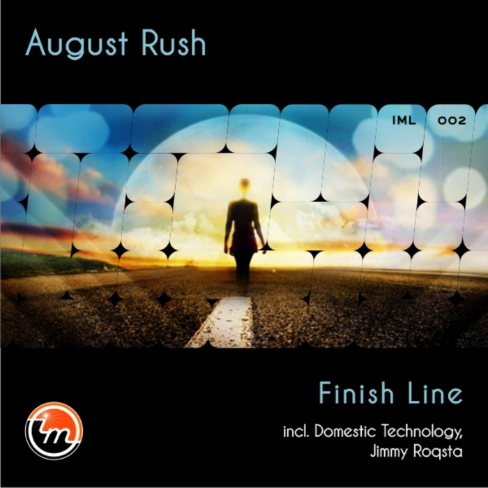 RUSH, August - Finish Line