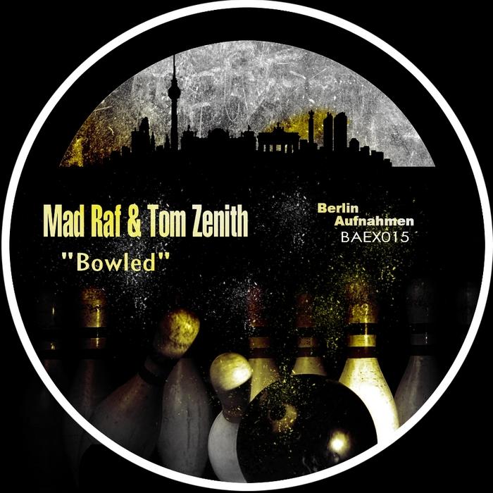 MAD RAF/TOM ZENITH - Bowled