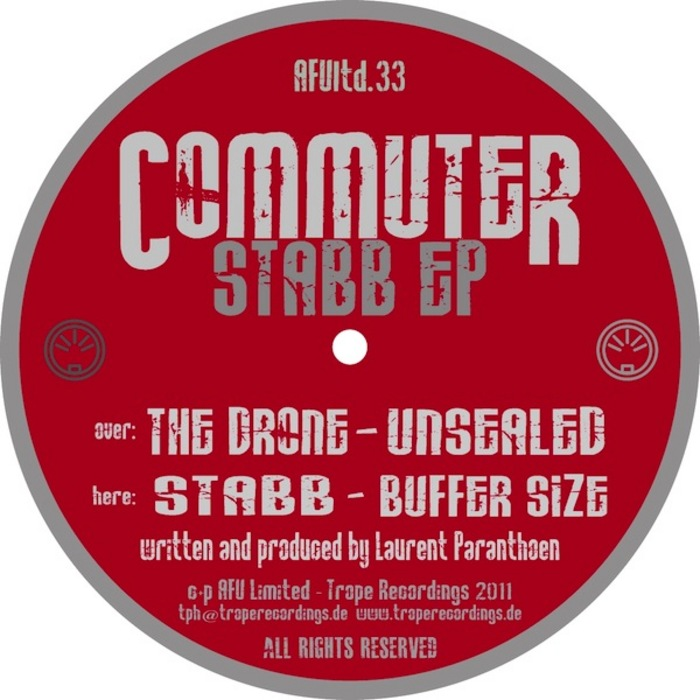 COMMUTER - Stabb EP