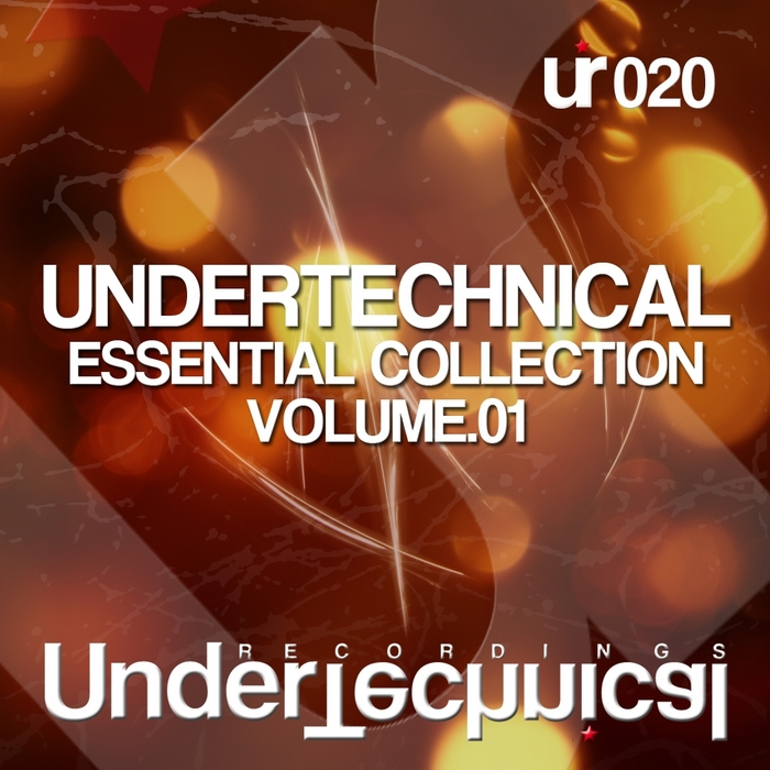 VARIOUS - Undertechnical Essential Collection Volume 01