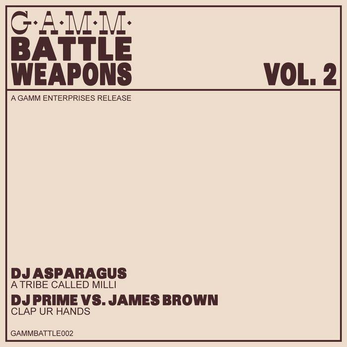 DJ ASPARAGUS/DJ PRIME vs JAMES BROWN - GAMM Battle Weapons 2