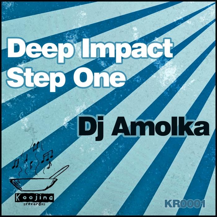 DJ AMOLKA - Deep Impact