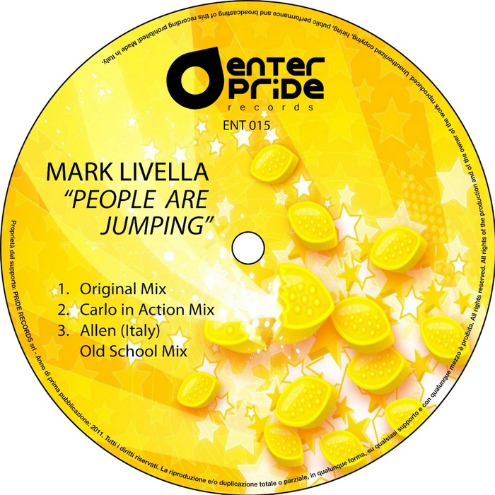 LIVELLA, Mark - People Are Jumping