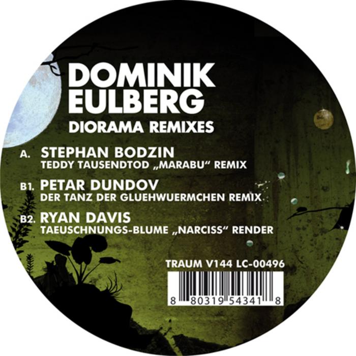 EULBERG, Dominik - Diorama Remixes