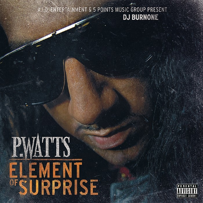 P WATTS - Element Of Surprise