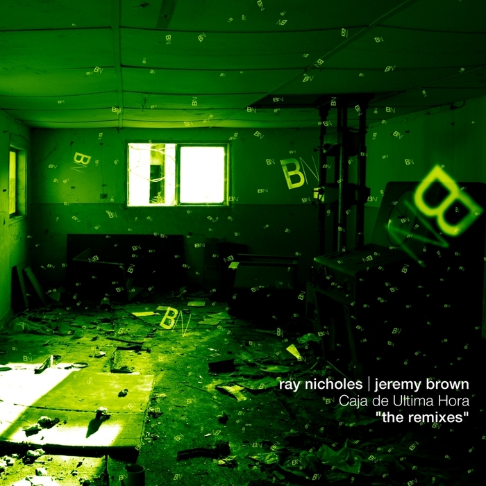 NICHOLES, Ray/JEREMY BROWN - Caja De Ultima Hora (remixes)