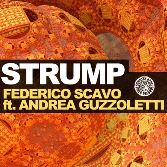 SCAVO, Federico feat ANDREA GUZZOLETTI - Strump