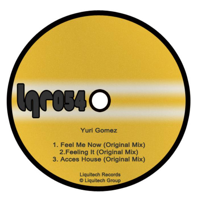 YURI GOMEZ - Feeling It
