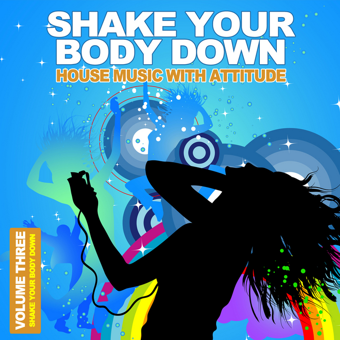 VARIOUS - Shake Your Body Down Vol 3 - House Music With Attitude