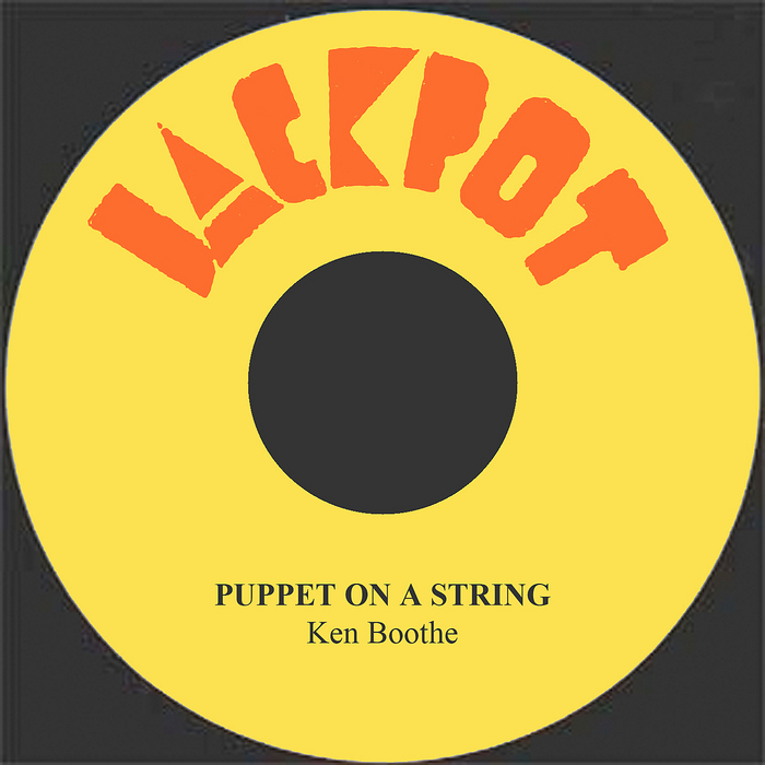 BOOTHE, Ken - Puppet On A String