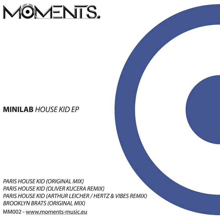 MINILAB - House Kid EP