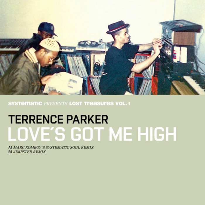PARKER, Terrence - Love's Got Me High