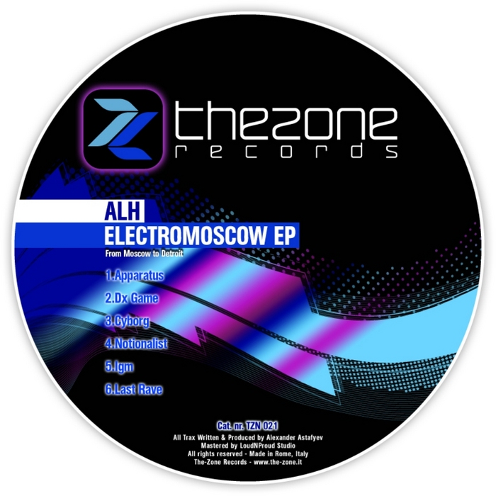 ALH - Electromoscow EP