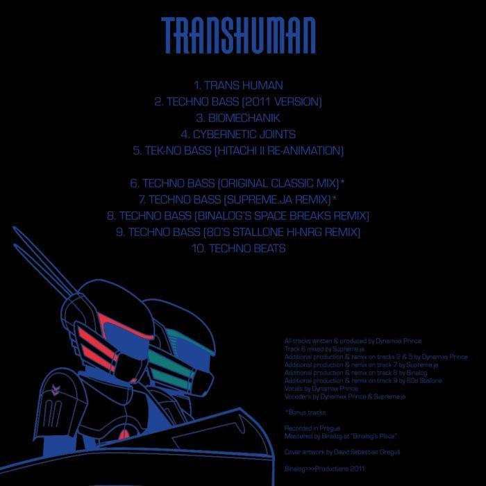 HITACHI II - Trans Human
