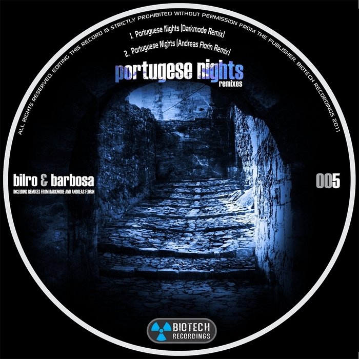 BILRO & BARBOSA - Portuguese Nights (remixes)