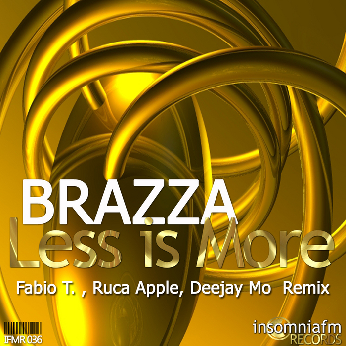 BRAZZA - Less Is More