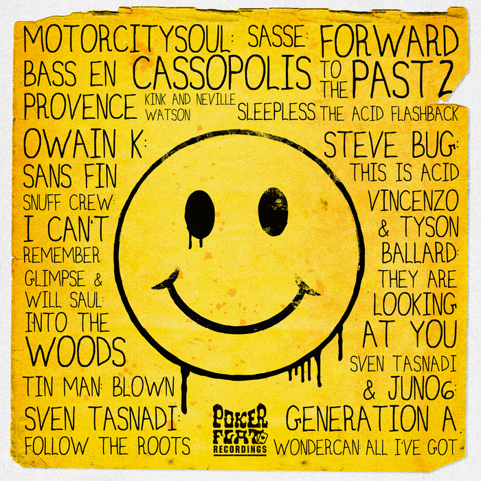 VARIOUS - Forward To The Past 2: The Acid Flashback