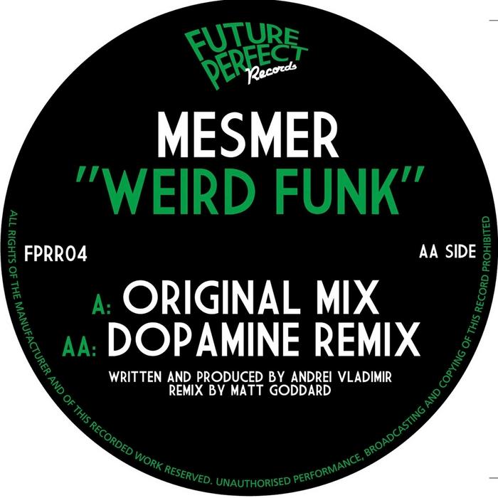 MESMER - Weird Funk