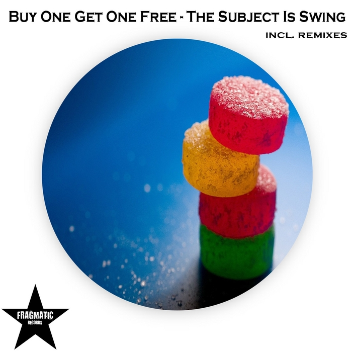 BUY ONE GET ONE FREE - The Subject Is Swing