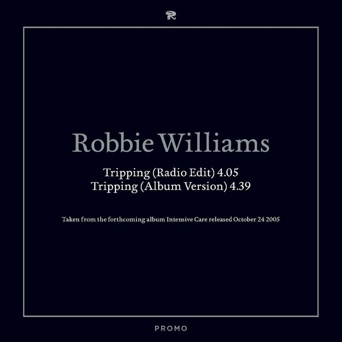 WILLIAMS, Robbie - Tripping