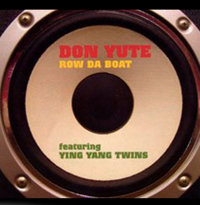 DON YUTE - Row Da Boat