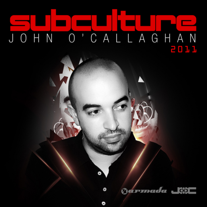 O CALLAGHAN, John/VARIOUS - Subculture 2011 (unmixed tracks)