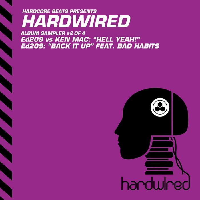 ED209 - Hardwired Album Sampler 2