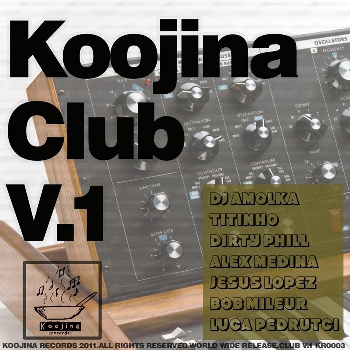 VARIOUS - Koojina Club Vol 1